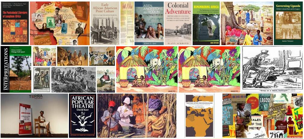 Africa Colonial literature