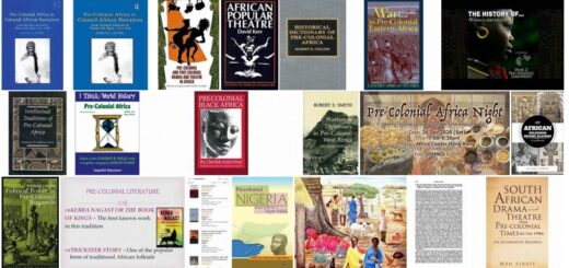 Africa Pre-colonial literature