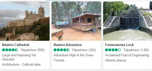Beziers Attractions