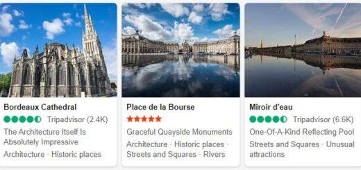Bordeaux Attractions