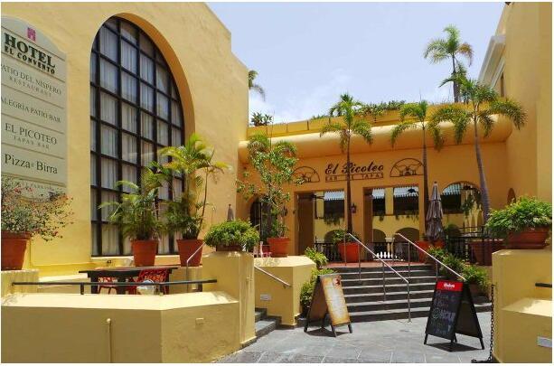 San Juan's colorful Old Town