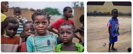 Angola Population 2014