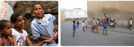Cabo Verde Population 2014