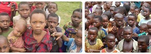Democratic Republic of The Congo Population 2014