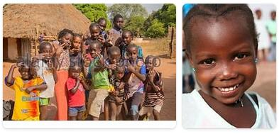 Guinea Bissau Population 2014