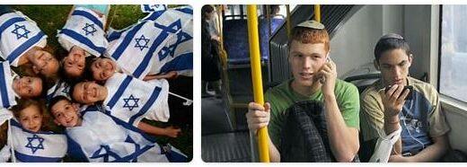 Israel Population 2014