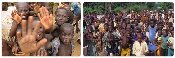 Ivory Coast Population 2014