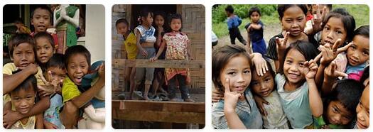 Laos Population 2014