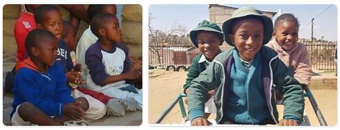 Lesotho Population 2014