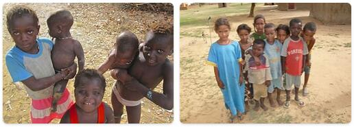 Mali Population 2014