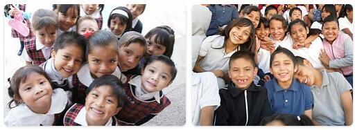 Mexico Population 2014