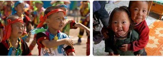 Mongolia Population 2014