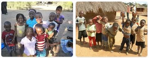 Mozambique Population 2014