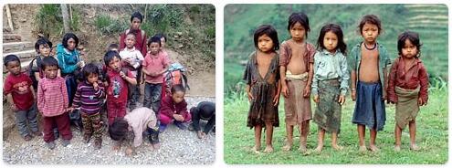 Nepal Population 2014