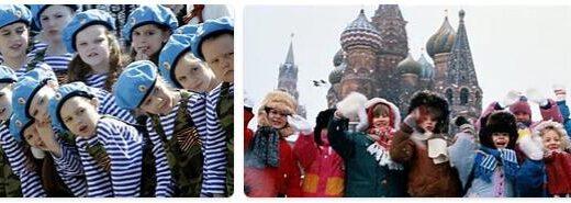 Russia Population 2014