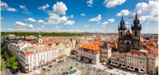 SIGHTS OF PRAGUE
