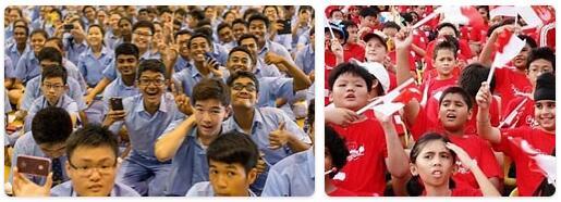 Singapore Population 2014