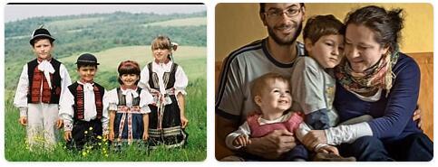 Slovakia Population 2014