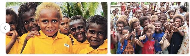 Solomon Islands Population 2014