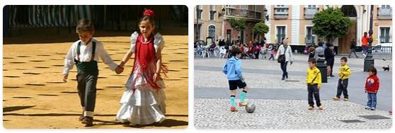 Spain Population 2014