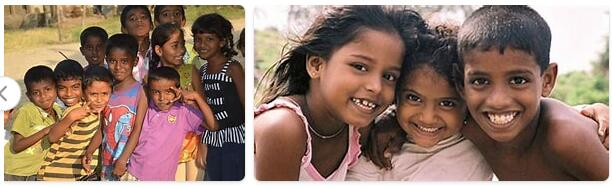 Sri Lanka Population 2014