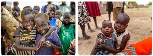 Sudan Population 2014