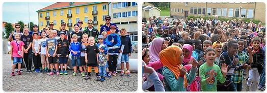 Sweden Population 2014