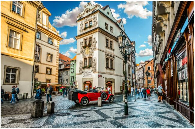 THE BEST OF PRAGUE