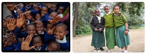 Tanzania Population 2014
