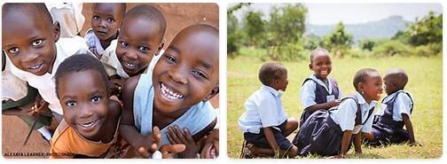 Uganda Population 2014