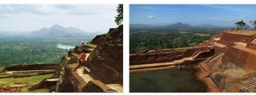 Ruined City of Sigiriya (World Heritage)