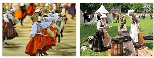 Latvia Culture