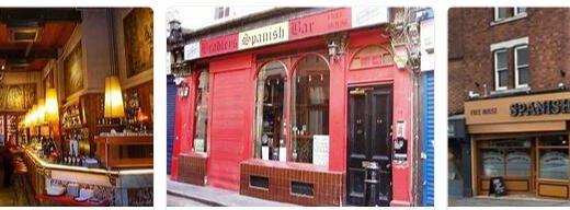 The Spanish Bar